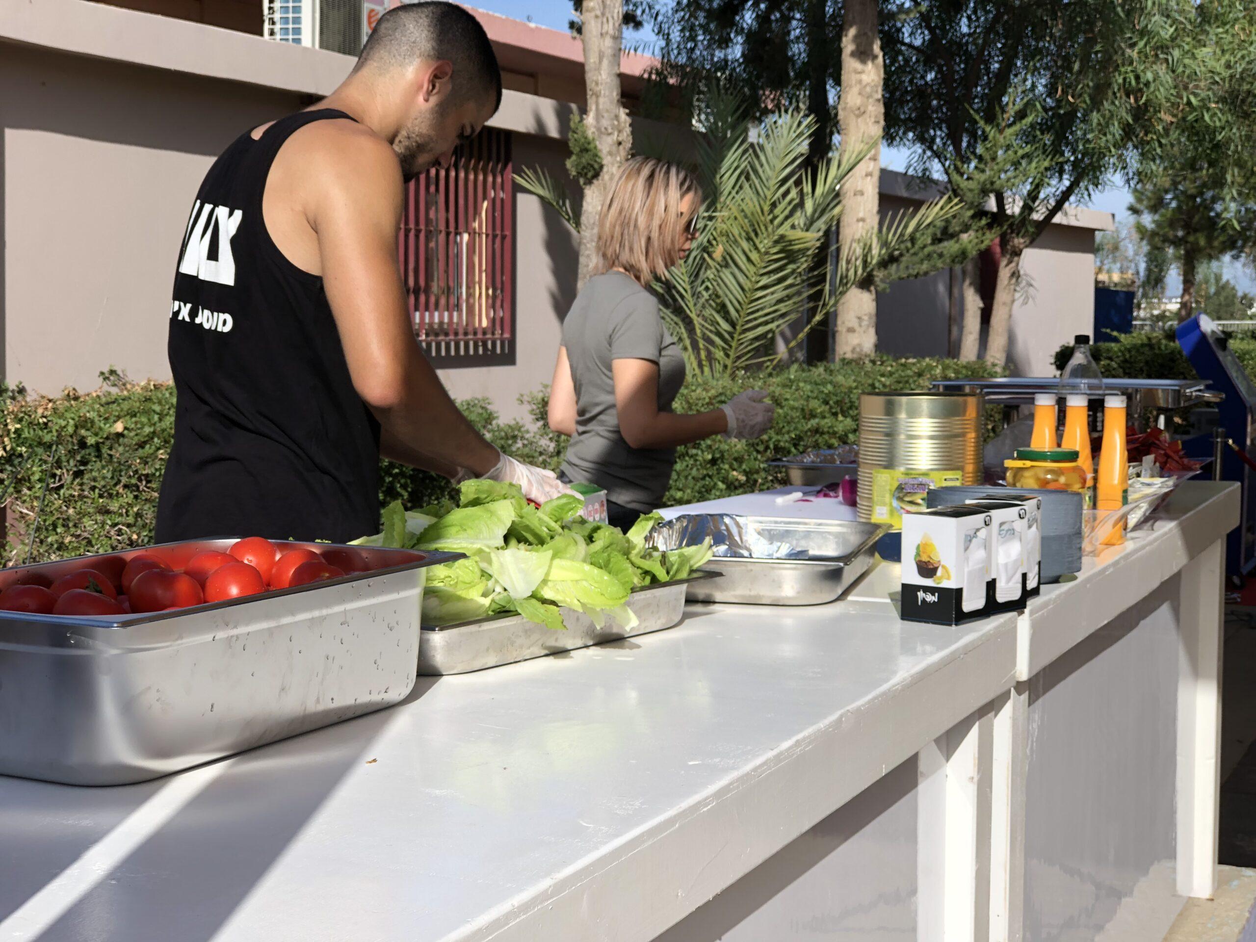 דוכני מזון - המבורגר
